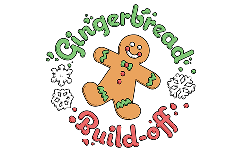 Gingerbread Build-Off Event